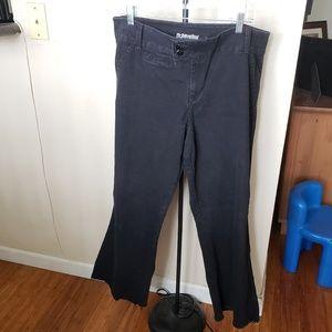 Size 16 Faded Black Jean Pants